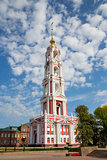 Russia. Tambov. Bell Tower of Kazan Monastery