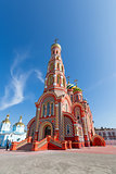 Russia. Tambov. Cathedral of the Ascension in Ascension Monaster