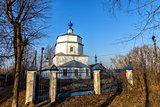 Assumption church in Kineshma, Russia