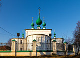 Holy Transfiguration Church. Kineshma. Russia