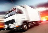 truck speed concept