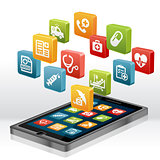 Health care and Medical Application on Smartphone