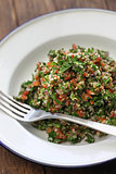 tabbouleh, tabouli, parsley salad