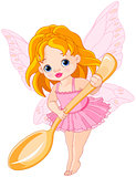 Cute little fairy