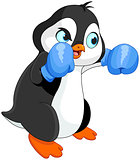 Penguin boy boxer