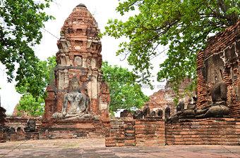 Ayutthaya Historical Pagoda