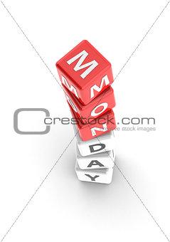 Monday puzzle word