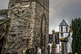 Church of the Holy Rude in Stirling Scotland