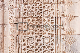 Architectural Detail from Turkish Caravasary