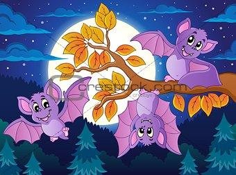 Bats theme image 5