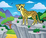 Cheetah theme image 1