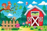 Farm topic background 2