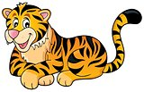 Tiger theme image 1