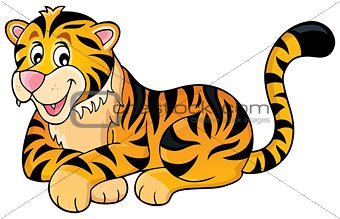 Tiger theme image 1