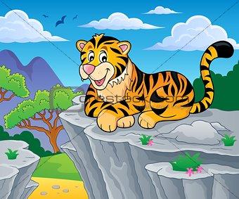 Tiger theme image 2