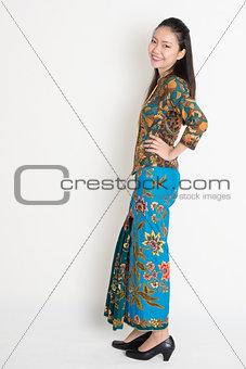 Southeast Asian woman