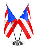 Puerto Rico - Miniature Flags.
