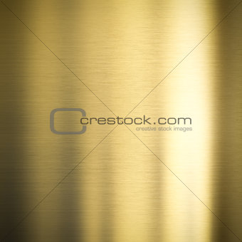 gold bronze metal background