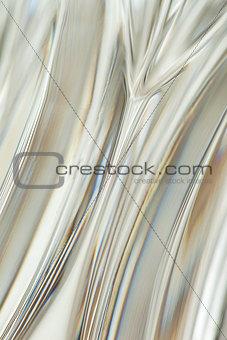 crystal glass.