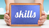 Skills against field and sky