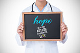 Hope against autism awareness day