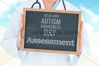 Assessment against blue sky