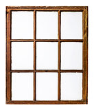 vintage sash window panel