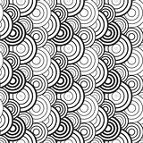 Seamless circles texture.