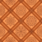 Seamless tile abstract pattern
