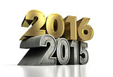 2016 Gold Year