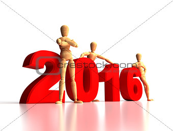 2016 New Years Team