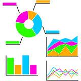 Color graphs