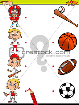 match elements education game