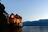 Chillon Castle, Switzerland, Europe