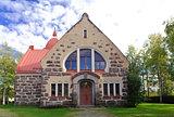 Old stone church