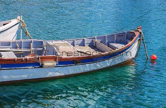 Old rowboats