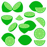 Lime icons