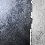 Abstract vector broken wall design