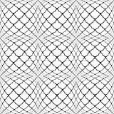 Design seamless monochrome convex pattern
