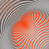 Design colorful whirlpool movement background