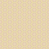 Seamless fabric texture with vintage pattern