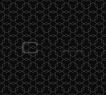 abstract lines ornamental pattern background