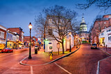 Downtown Annapolis, Marlyand