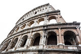 Colosseum from the  bottom, Rome