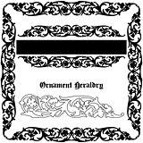 ornament heraldic