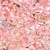 Abstract seamless diamond colorful background