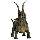 Diabloceratops Dinosaur Horns