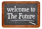 Welcome to the future on blackboard