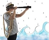 Sailor with the telescope