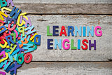 LEANRING ENGLISH